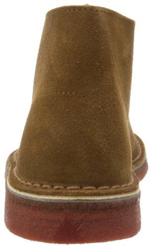 Clarks - Polacchine Desert Boot Uomo Marrone braun tobacco
