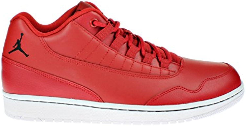 Nike Jordan Executive Low, Zapatillas de Baloncesto para Hombre, Rojo (Gym Red/Black-White), 42 1/2 EU