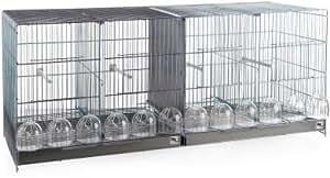 RSL Elevage Cage 1404 Blanc