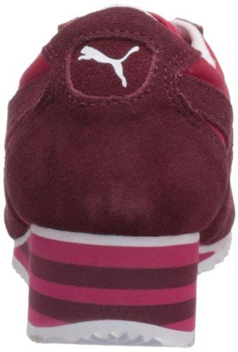 Puma - - Frauen Caroline Stripe Schuhe Virtual Pink