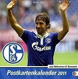 FC Schalke 04 2011. Sammelkarten Postkartenkalender