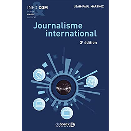 Journalisme international (INFO&COM)