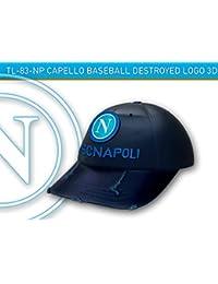 SSC Calcio Napoli cappellino con visiera Asinello forza Napoli 0c9463b182cd