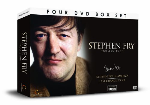 Stephen Fry Collection: Stephen Fry in America / Last Chance to See [UK Import]