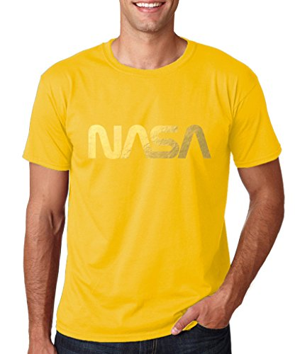 Daataadirect  Herren T-Shirt Gold