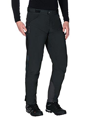 VAUDE Herren Men's Qimsa Softshell Pants II Hose, Black, 54/XL