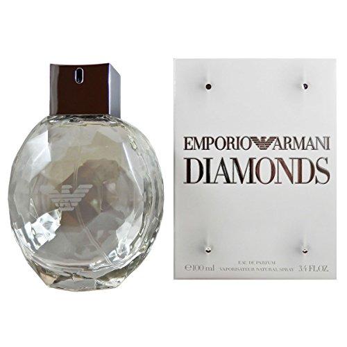Giorgio Armani Emporio Armani Eau De Parfum Spray (Emporio Armani Diamonds EDP Eau de Parfum Spray 100 ml)