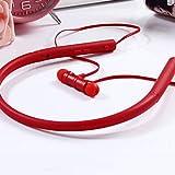 Mobeka Sport-Bluetooth-Headset Mit Halsbefestigung 4.2 Bilateraler Magnetischer Absaug-Ohr-Bluetooth-Kopfhörer (Farbe : A2)
