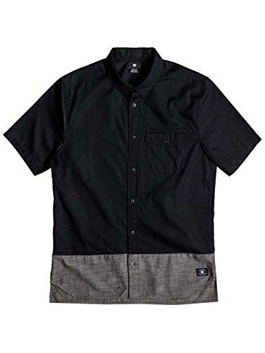 Herren Hemd kurz DC Marysville Hemd Black