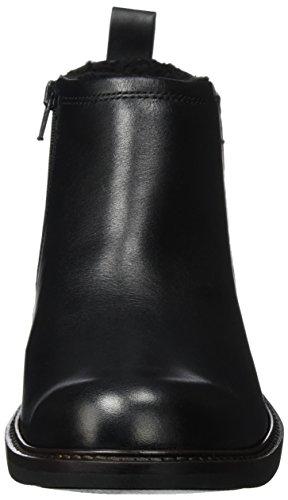 Ecco Holton, Bottes et Bottines Classiques Homme Noir (Black)