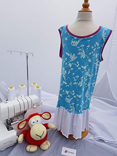 Mädchenkleid, Größe 134/140, Einzelstück -