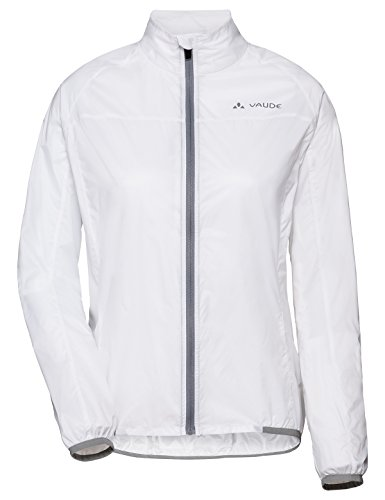 Vaude Damen Women's Air Jacket III Jacke, White, 46 Iii Lady Jacke