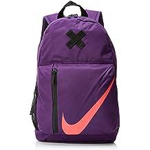 Elemental Rush BA5405-533 Mochila para niños Nike , Morado (Purple/Black/
