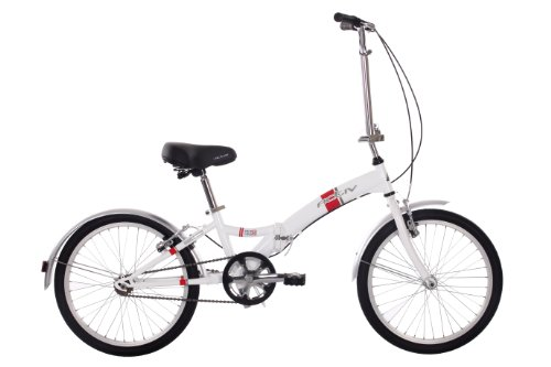 """Raleigh Activ Fold-S Kids' Folding Bikes White, 20"""" for sale  Delivered anywhere in UK"""