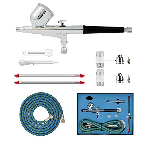 Systems & Sets Bright Gocheer Airbrush Universal Replaceable Nozzle And Needle 0.2mm 0.3mm 0.5mm Kit Painting Supplies