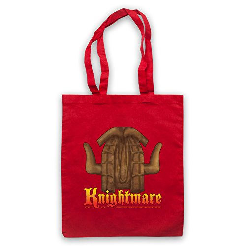 Inspire par Knightmare Kids TV Logo Officieux Sac d'emballage