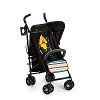 Disney Speed Plus, Umbrella-fold Buggy, 0M+ to 25kg - Pooh Tidy Time