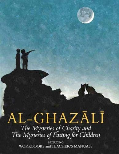 Imam al-Ghazali: The Mysteries of Charity and Fasting for Children: Including Workbooks and Teacher's Manual Weiß Junior Kleider