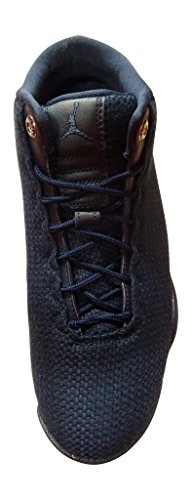 Nike 845098-400, espadrilles de basket-ball homme Bleu