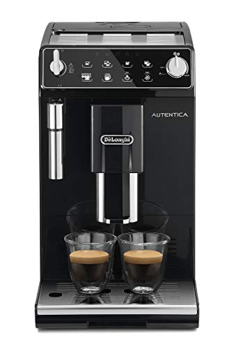 De'Longhi Autentica ETAM 29.510.B Bean to Cup, Black