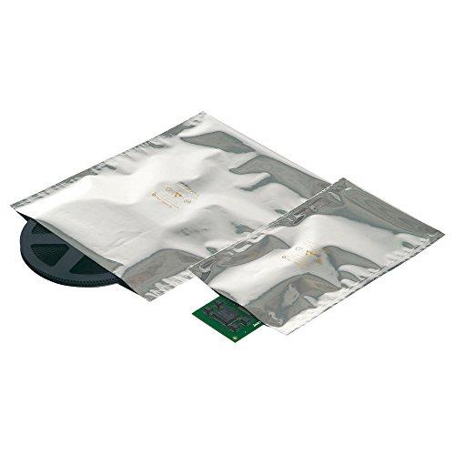 Preisvergleich Produktbild Warmbier Dry-Shield,  Verpackungsbeutel,  ESD,  102 x 660 mm (PACK à 100 STÜCK)