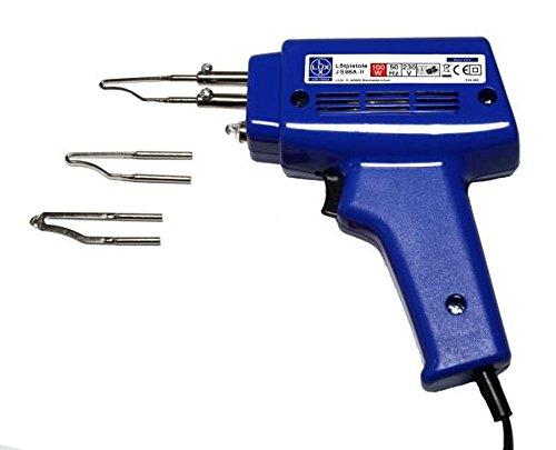 LUX 539450 Lötpistolen-Set Leistung 100 W BASIC