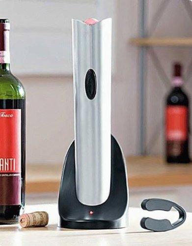 Elektrischer Korkenzieher Automatik Weinöffner mit Akku für Profi Sommeliers