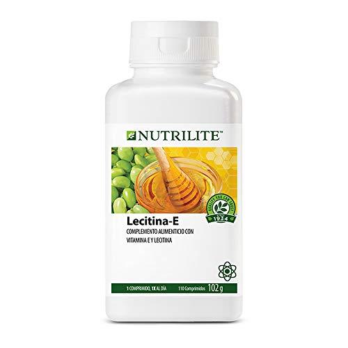 146297190e05c2 Lecitina E de NUTRILITE -110 comprimidos 102 gr. La vitamina E es un