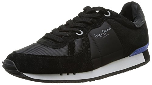 Pepe Jeans Tinker Running, Baskets mode homme
