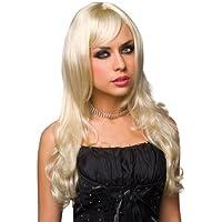 Pleasure Wigs Women's Shirley Wigs, One Size, Blonde