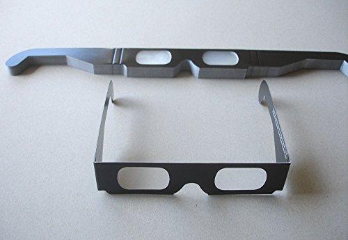 25 Stück ChromaDepth 3D-Brille Standard (für geringere Betrachtungsabstände)