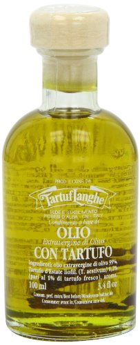 Tartuflanghe Extra Virgin Olive Oil Blank Summer Truffle 1 x 100 ml