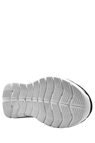 next Baskets En Maille (Fille) Standard Fille Noir