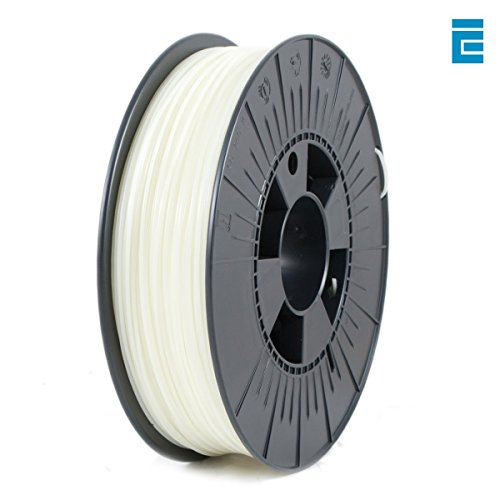 ICE FILAMENTS ICEFIL1PLA049 PLA Filament, 1,75 mm, 0,75 kg, Glow-in-the-Dark (Glow In The Dark Blau)
