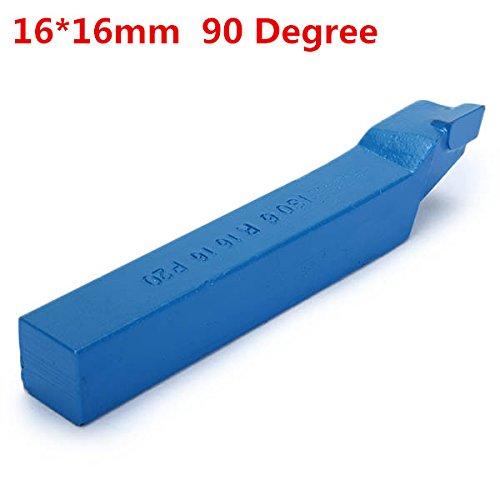 EsportsMJJ 16 * 16mm Yt5 Hartmetall Gepolstertes Außendrehwerkzeug 90 Grad Drehmaschine Schneidwerkzeug Für Mini Drehmaschine