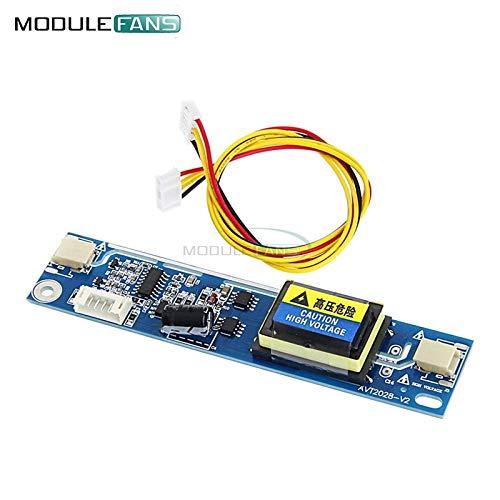 Universal CCFL Inverter LCD Laptop Monitor 2 Lampe 10V-30V für 15-22 Zoll Widescreen Hintergrundbeleuchtung für Bildschirm Modul DC bis AC Board - 2-widescreen-lcd-monitor
