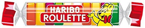 Haribo Roulette 50rouleaux, 1er Pack (1x 1,25kg)