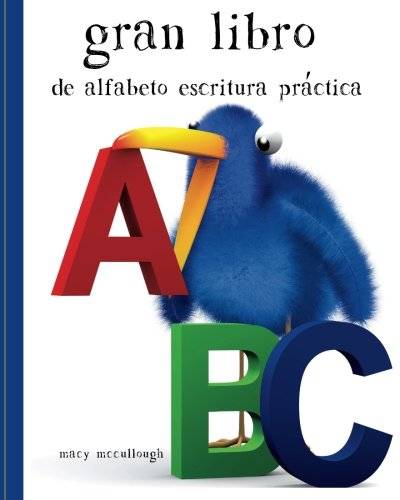 Gran Libro de alfabeto Escritura Práctica