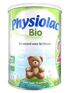Physiolac Bio 2 De 6 À 12 Mois 900 g