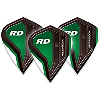 Red Dragon Green Kite Dart Flights - 5 sets pro pack (15 Flights insgesamt) Checkout Card