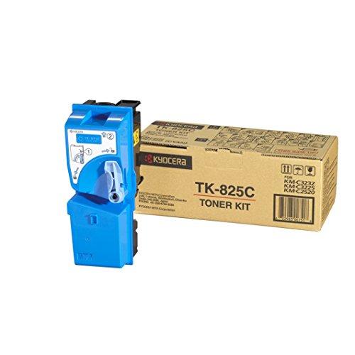 Kyocera TK-825 Original Cyan Toner Cartridge TK-825C lowest price