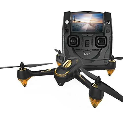 Hubsan H501S X4 Brushless Quadcopter Drone RC FPV