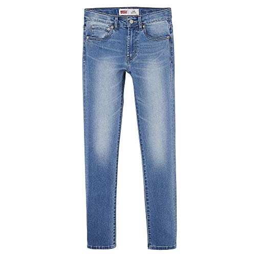 Levi's kids nn22047 46 trousers, jeans bambino, blu (indigo), 10 anni (taglia produttore: 10y)