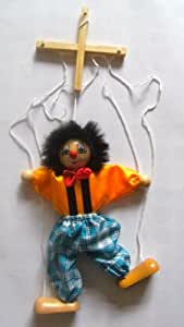 SML Traditional Puppet made from wood