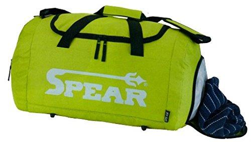 SPEAR® SPARTAN 1405 Sporttasche mit Nassfach 53 cm Saunatasche Freizeittasche in 4 Farben hellgrün