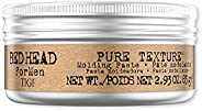 Bed Head for Men by Tigi Pure Texture Mens Hair Paste for Firm Hold 83g