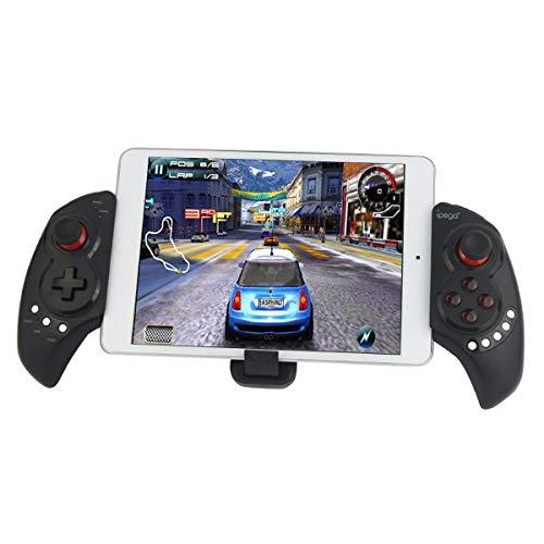 Sym Teleskop-Gamepad mit Bluetooth, kabellos, für Android-Telefone/Windows-PC, Schwarz