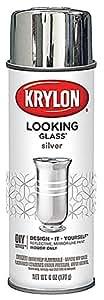 Krylon Looking Glass Mirror-Like Paint (Pkg/4)