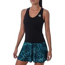 a40grados Sport & Style Vilo Vestido, Mujer, Negro, ...