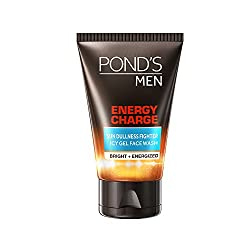 PONDS Men Energy Charge Icy Gel Face Wash, 50g